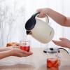常见的电热水壶类型有哪些?