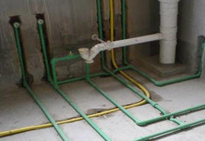 常见的水管型号有哪些?