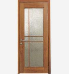 如何挑选实木复合门?